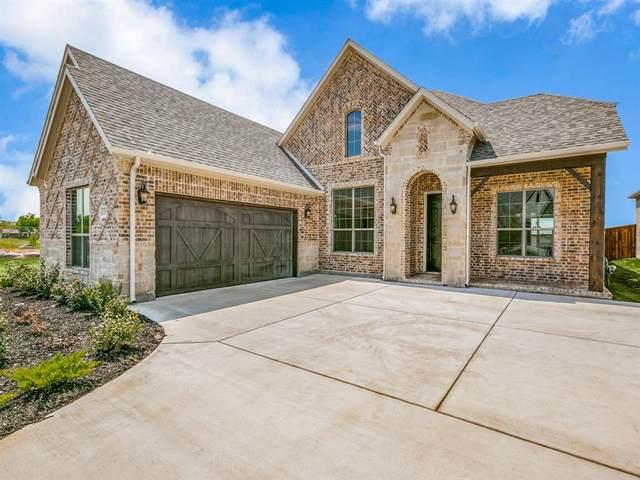 4009 Angelina Drive, Mckinney, TX 75071 (MLS #14500057) :: Team Hodnett