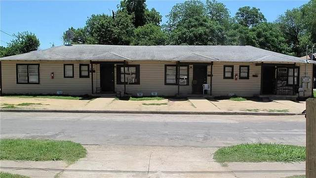 2803 Carter Street, Dallas, TX 75210 (#14500064) :: Homes By Lainie Real Estate Group