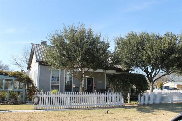 409 N San Jacinto Street, Whitney, TX 76692 (MLS #14500068) :: Keller Williams Realty