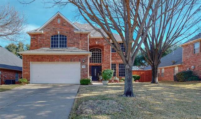 6314 Eagle Creek Drive, Flower Mound, TX 75028 (MLS #14500090) :: HergGroup Dallas-Fort Worth