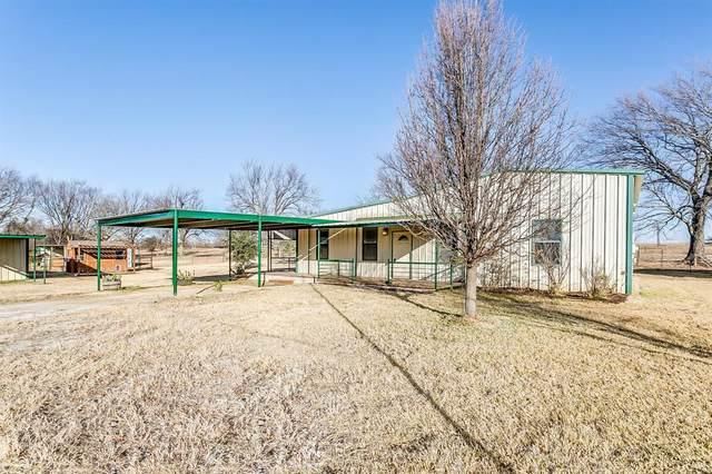 1454 Clover Drive, Poolville, TX 76487 (MLS #14500093) :: RE/MAX Pinnacle Group REALTORS