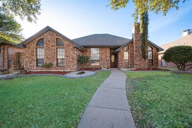 4211 Meadow Ridge Drive, Carrollton, TX 75010 (MLS #14500119) :: HergGroup Dallas-Fort Worth