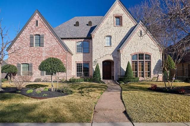 7215 Brooke Drive, Colleyville, TX 76034 (MLS #14500131) :: Team Hodnett