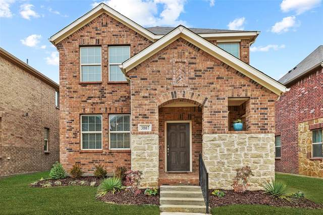 3807 Barnett Road, Rowlett, TX 75089 (MLS #14500172) :: The Juli Black Team
