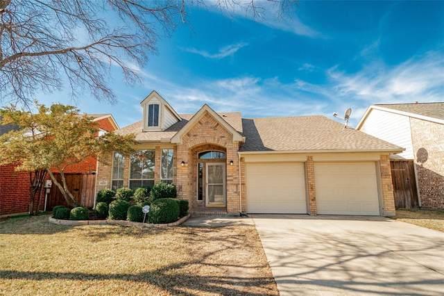6221 Coldwater Lane, Flower Mound, TX 75028 (MLS #14500178) :: The Kimberly Davis Group