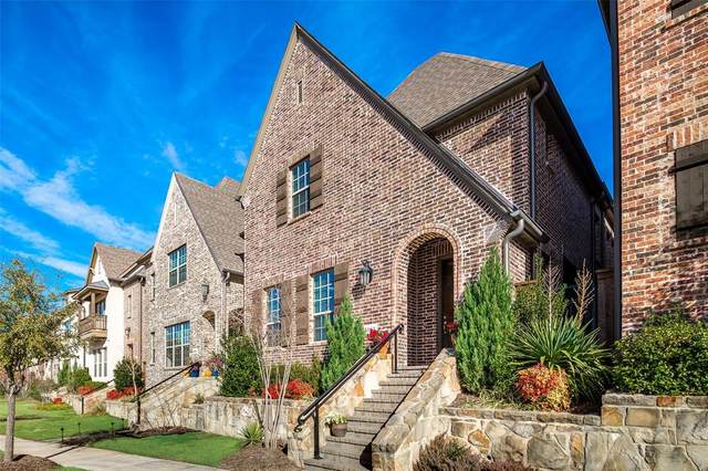 4864 Isleworth Drive, Irving, TX 75038 (MLS #14500198) :: All Cities USA Realty