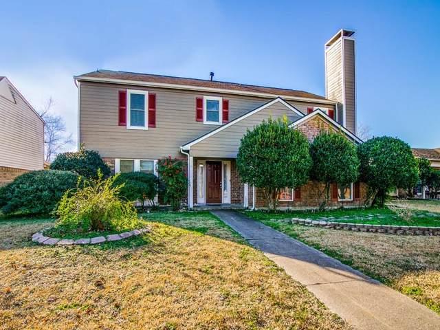 1022 Pyramid Drive, Garland, TX 75040 (MLS #14500199) :: Craig Properties Group