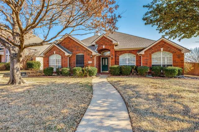 2976 Marlow Lane, Richardson, TX 75082 (MLS #14500208) :: All Cities USA Realty