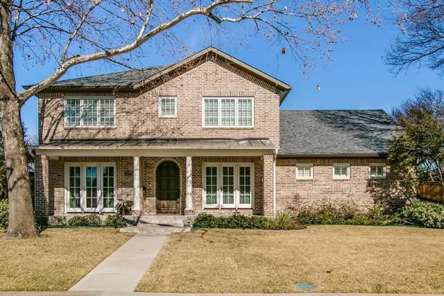 1230 Navaho Trail, Richardson, TX 75080 (MLS #14500211) :: HergGroup Dallas-Fort Worth