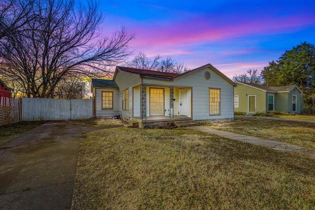 1116 S Chicago Avenue, Fort Worth, TX 76105 (MLS #14500227) :: The Mauelshagen Group