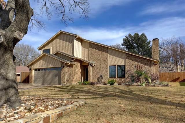 1574 Tiffany Forest Lane, Grapevine, TX 76051 (MLS #14500229) :: Post Oak Realty