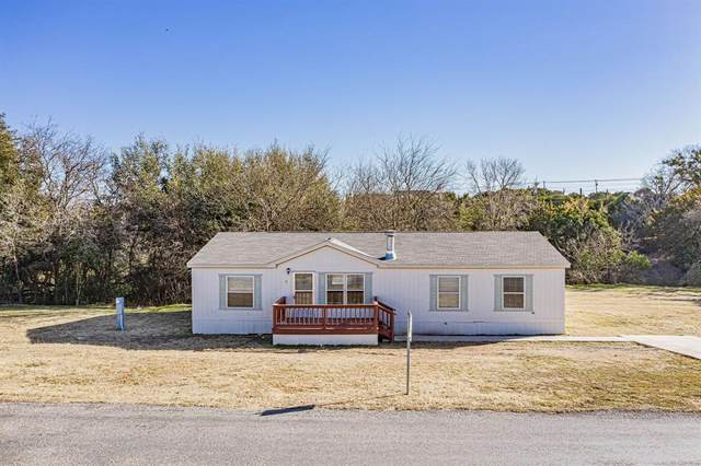 809 Huron Drive, Granbury, TX 76048 (MLS #14500245) :: Frankie Arthur Real Estate