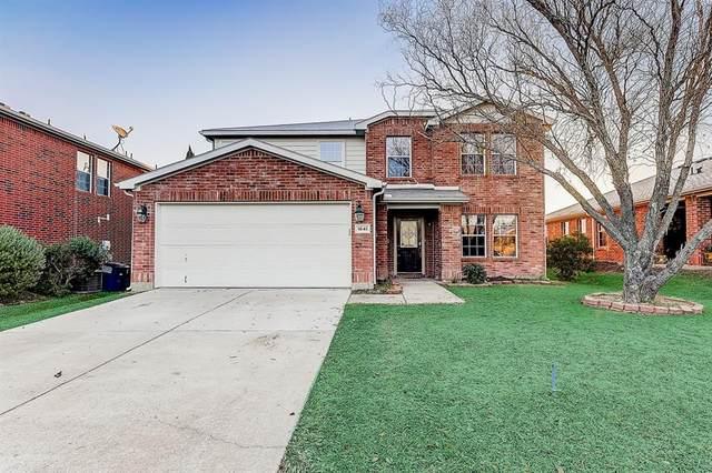1641 Lionheart Drive, Little Elm, TX 75036 (MLS #14500251) :: Real Estate By Design