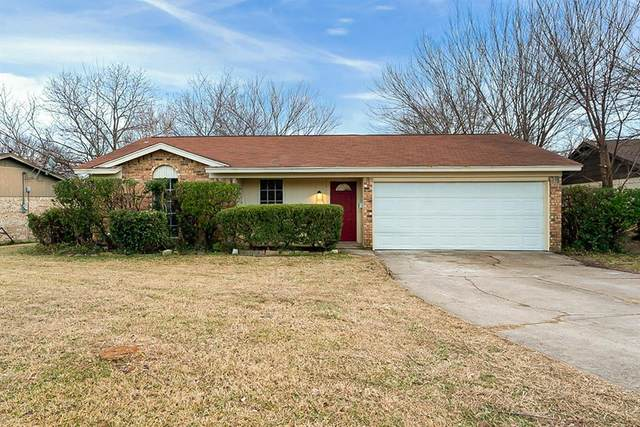 321 Springwillow Road, Burleson, TX 76028 (MLS #14500261) :: The Good Home Team