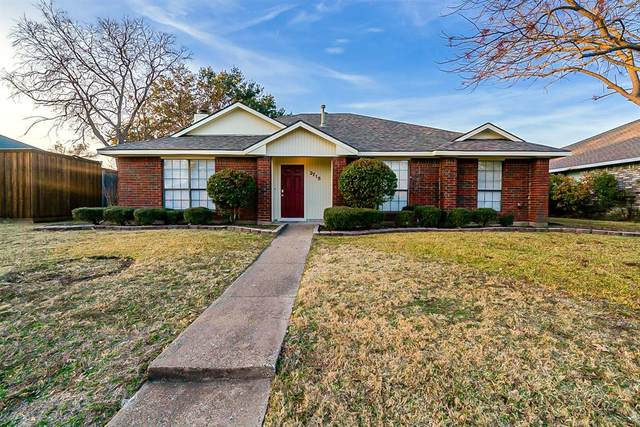 2715 Sumac Lane, Rowlett, TX 75089 (MLS #14500263) :: All Cities USA Realty