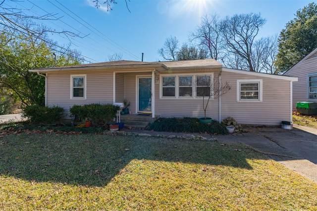 801 Park Street, Greenville, TX 75401 (MLS #14500268) :: All Cities USA Realty