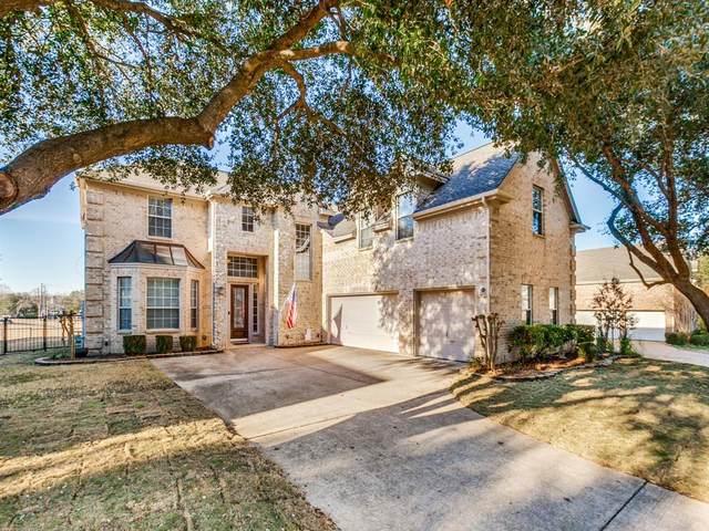 4905 Walton Heath Drive, Garland, TX 75044 (MLS #14500276) :: Maegan Brest | Keller Williams Realty