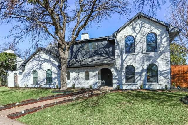 9683 Whitehurst Drive, Dallas, TX 75243 (MLS #14500281) :: The Mauelshagen Group