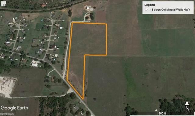2440 Old Mineral Wells Highway, Weatherford, TX 76088 (MLS #14500294) :: Robbins Real Estate Group