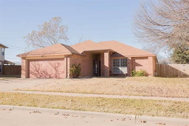 2872 Red Oak Drive, Grand Prairie, TX 75052 (MLS #14500321) :: RE/MAX Pinnacle Group REALTORS