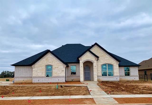 412 Fowler Drive, Granbury, TX 76048 (MLS #14500337) :: All Cities USA Realty