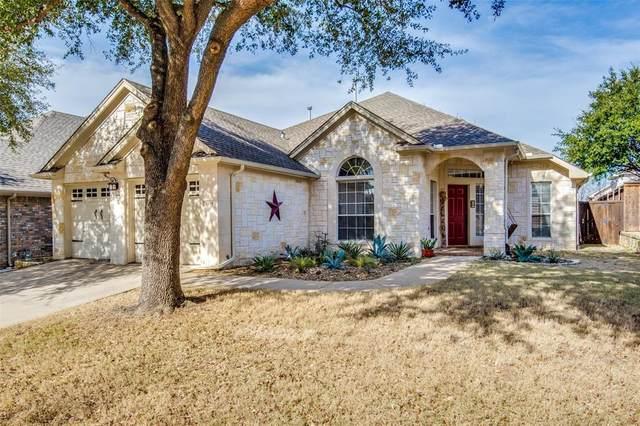 1917 Wickersham Lane, Corinth, TX 76210 (MLS #14500358) :: Real Estate By Design