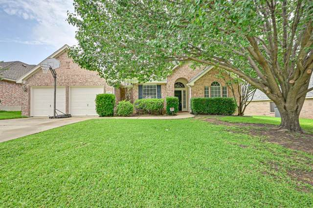 2017 Perry Drive, Mansfield, TX 76063 (MLS #14500360) :: EXIT Realty Elite