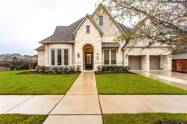 1640 Oak Trail Drive, Aledo, TX 76008 (MLS #14500386) :: The Hornburg Real Estate Group