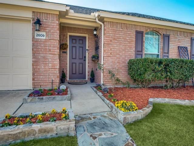 2609 Douglas Drive, Mckinney, TX 75071 (MLS #14500399) :: Maegan Brest | Keller Williams Realty