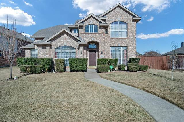 1807 Travis Drive, Allen, TX 75002 (MLS #14500402) :: HergGroup Dallas-Fort Worth