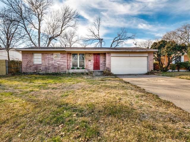 1504 Hillcrest Drive, Arlington, TX 76010 (MLS #14500405) :: RE/MAX Pinnacle Group REALTORS