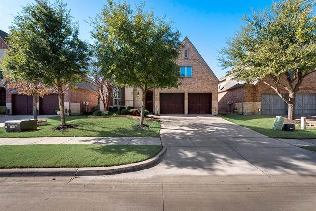 8024 Little Mill, The Colony, TX 75056 (MLS #14500414) :: The Mauelshagen Group