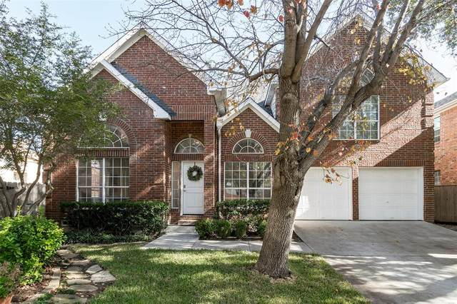 500 Bordeaux Square, Irving, TX 75038 (MLS #14500425) :: All Cities USA Realty