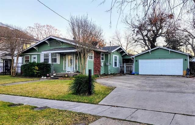 2317 Oneal Street, Greenville, TX 75401 (MLS #14500426) :: EXIT Realty Elite