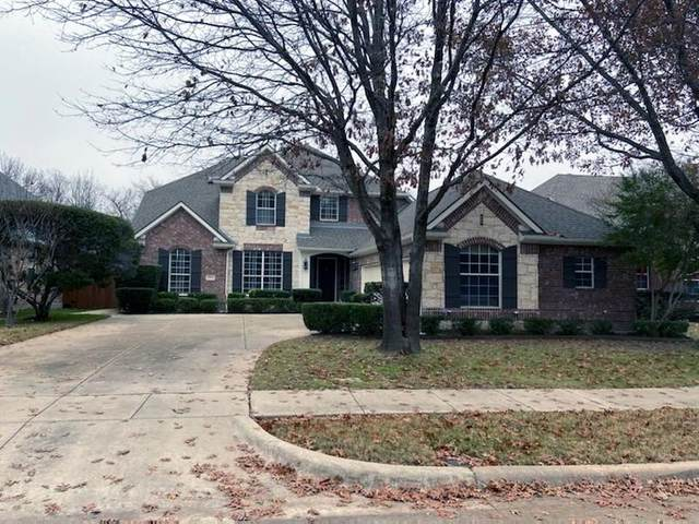 2805 Doe Run, Mckinney, TX 75072 (MLS #14500430) :: Robbins Real Estate Group