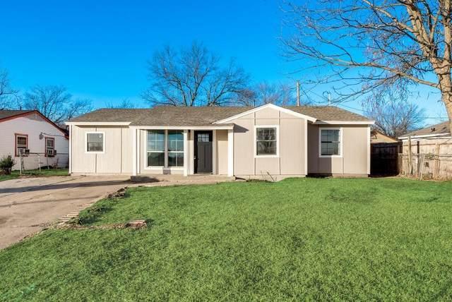 6923 Hodde Street, Dallas, TX 75217 (MLS #14500435) :: Maegan Brest | Keller Williams Realty