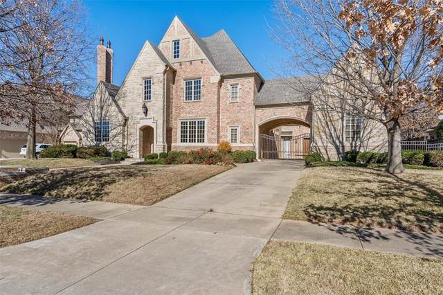 1908 Arrington Court, Colleyville, TX 76034 (MLS #14500437) :: The Daniel Team