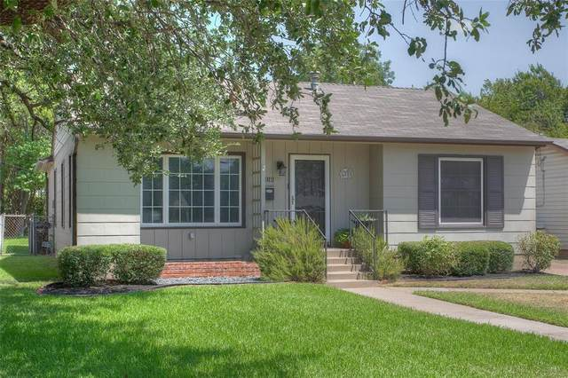 6012 Lovell Avenue, Fort Worth, TX 76116 (MLS #14500439) :: The Kimberly Davis Group