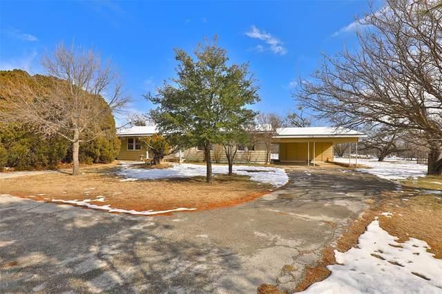 1549 E State Highway 36, Abilene, TX 79602 (MLS #14500448) :: Lyn L. Thomas Real Estate | Keller Williams Allen