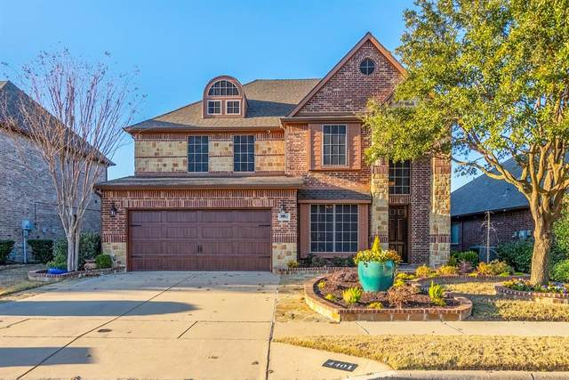 4401 Paula Ridge Court, Fort Worth, TX 76137 (MLS #14500464) :: All Cities USA Realty