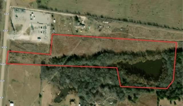 12 Acre Fm 901, Whitesboro, TX 76273 (MLS #14500470) :: The Mauelshagen Group