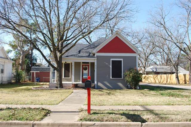923 N Anglin Street, Cleburne, TX 76031 (MLS #14500472) :: The Rhodes Team