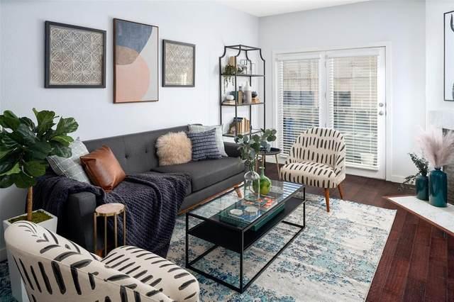 4111 Cole Avenue #3, Dallas, TX 75204 (MLS #14500473) :: The Hornburg Real Estate Group