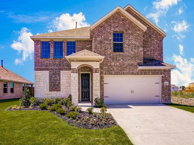 5913 Horsetail Drive, Mckinney, TX 75071 (MLS #14500496) :: Hargrove Realty Group