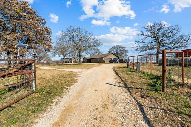 552 Hcr 1413 W, Covington, TX 76636 (MLS #14500497) :: The Chad Smith Team