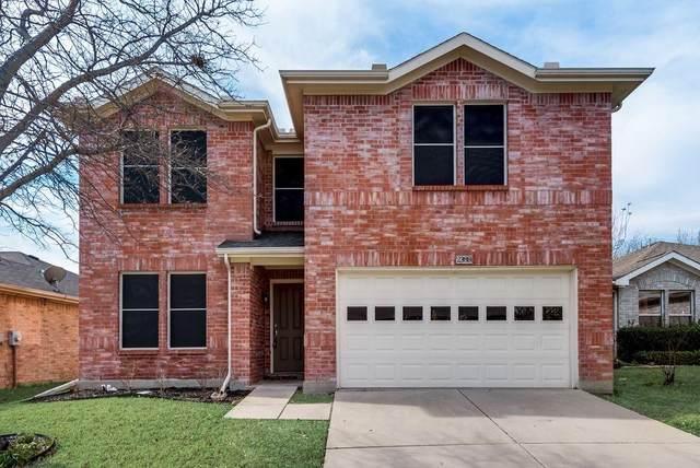 2388 Morningside Drive, Little Elm, TX 75068 (MLS #14500513) :: The Mauelshagen Group