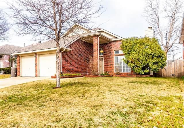 1361 Honeysuckle Lane, Lewisville, TX 75077 (MLS #14500538) :: Real Estate By Design