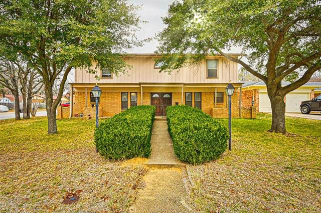 7501 Monterrey Drive, Fort Worth, TX 76112 (MLS #14500548) :: The Mauelshagen Group