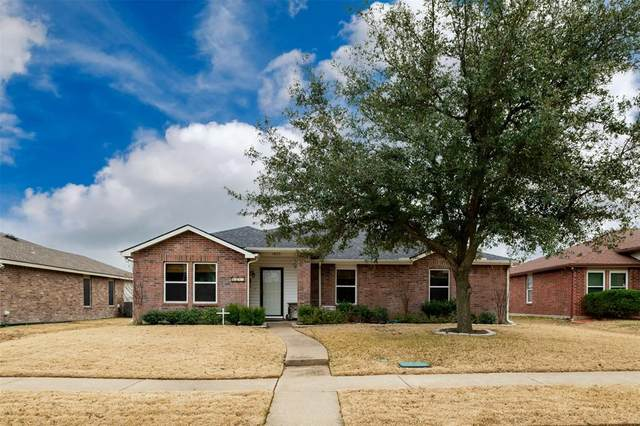 1425 Starpoint Lane, Wylie, TX 75098 (MLS #14500567) :: The Kimberly Davis Group