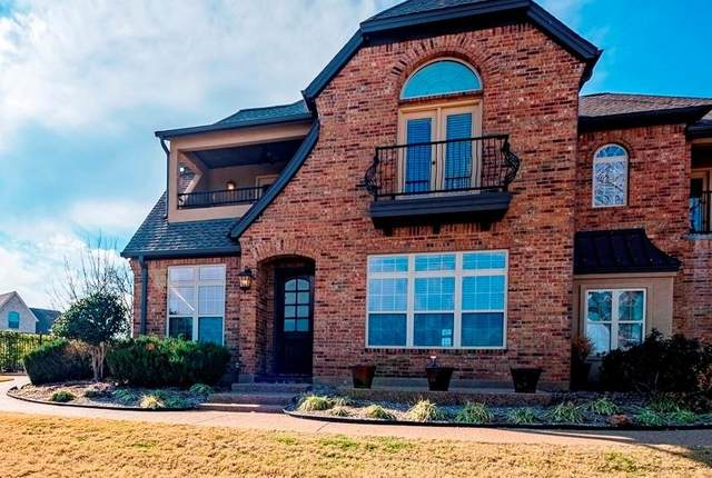 2200 Herons Nest Drive, Granbury, TX 76048 (MLS #14500591) :: The Tierny Jordan Network